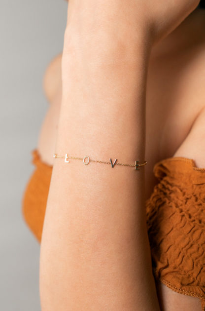 love diamond bracelet