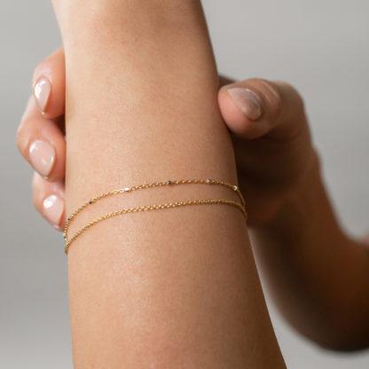 Sprinkle Double Bracelet